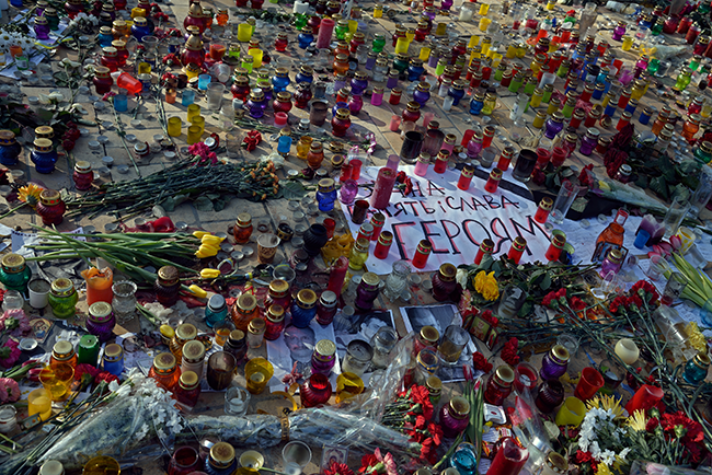 In_memory_of_people_killed_during_Euromaidan._St._Sophia_sq._Kiev._24.02.2014