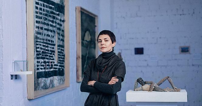 Выставка Евгения Самборского. Фотограф Сергей Сараханов копия