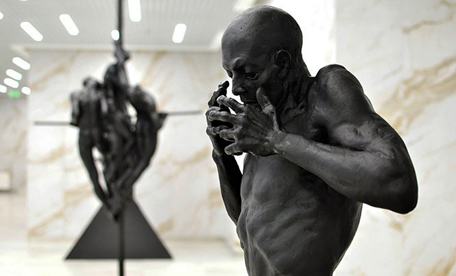 Ожившие «Люди» в Леонардо