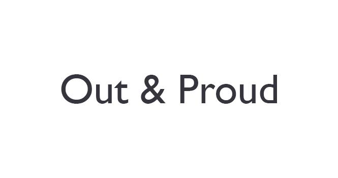 Щоденник кінофестивалю / Out & Proud