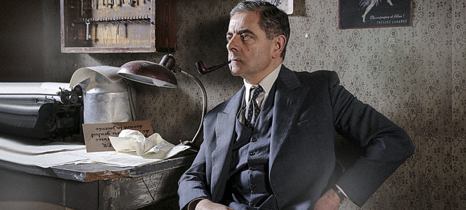 «Мегрэ раставляет сети» / Maigret Sets A Trap