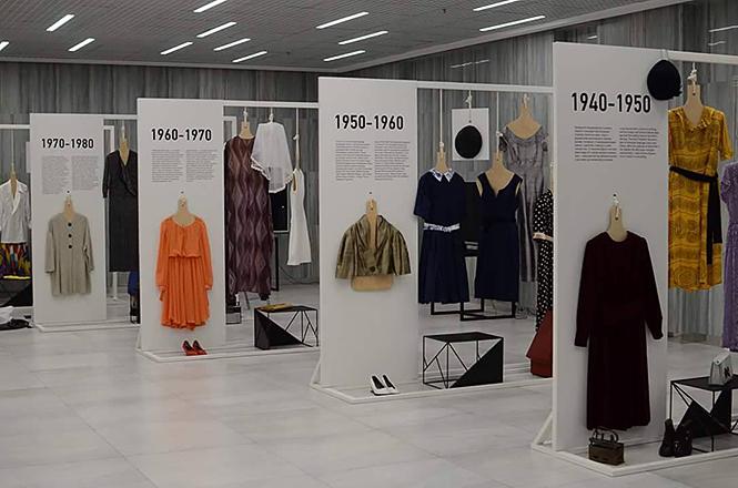 Образ времени / Украинская мода 1940-1950