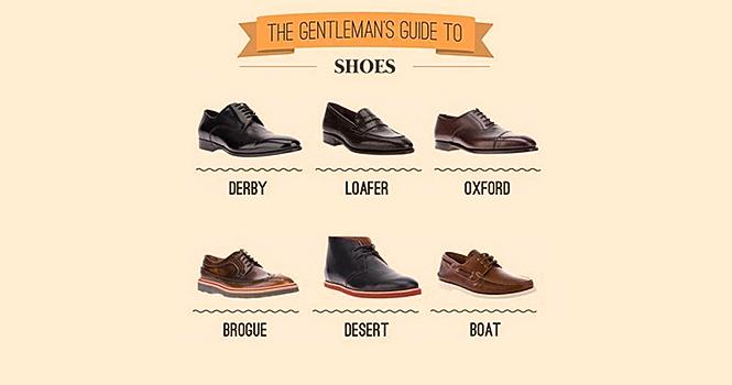 Строгий подход, или обувь для справжніх чоловіків