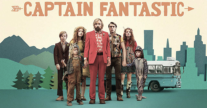 Captain Fantastic /Капитан Фантастик