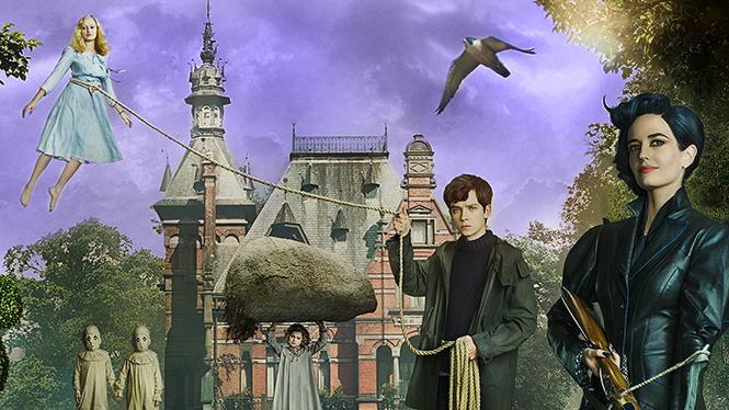Дом странных детей Мисс Сапсан/Miss Peregrine's Home for Peculiar Children