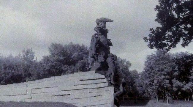 1994 памятник-расстрелянным-в-бабьем-яру фото старого киева 1986 год