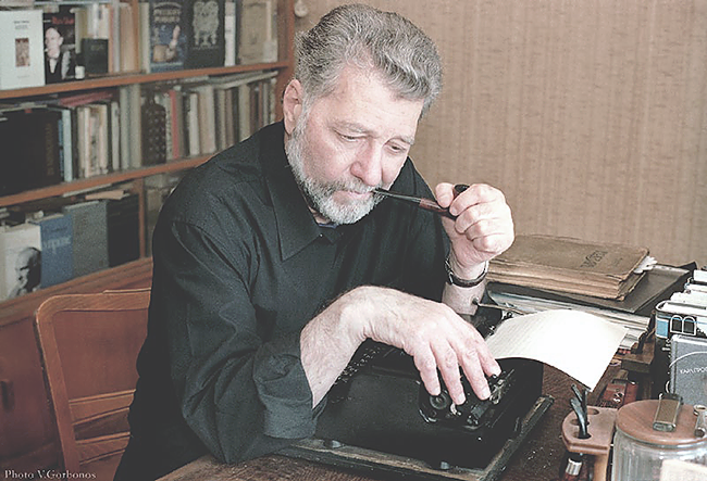 Мирон Петровский: из киевских историй
