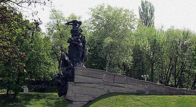 Олег Кац: Как открывали памятник в Бабьем Яру