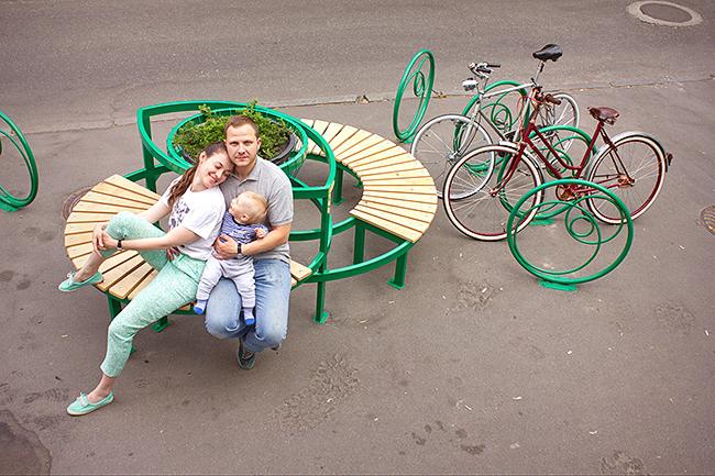 Велосипеды с любовью