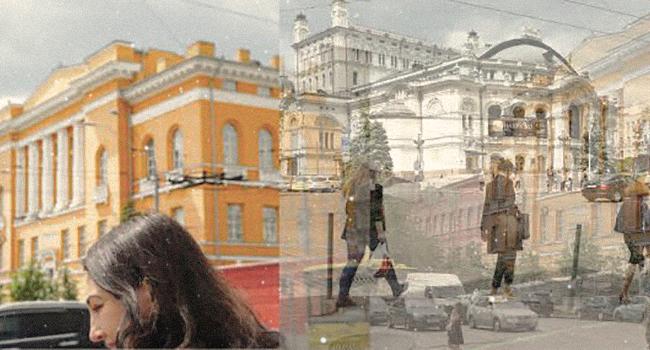 Место действия Киев