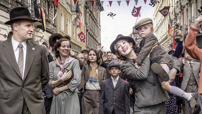 Супруги Гейдрих и чехословацкое Сопротивление