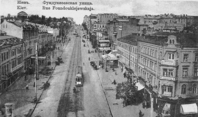 Имена улиц: от Кадетской до Хмельницкого