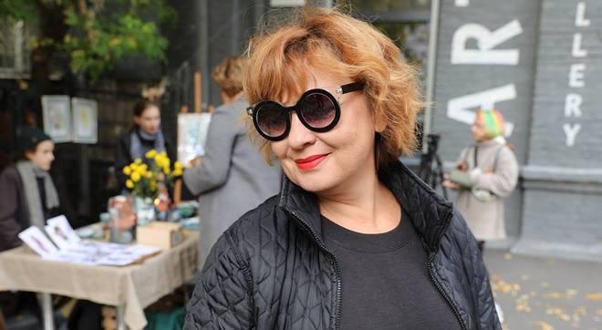 Оксана Билоус: Локация на Рейтарской