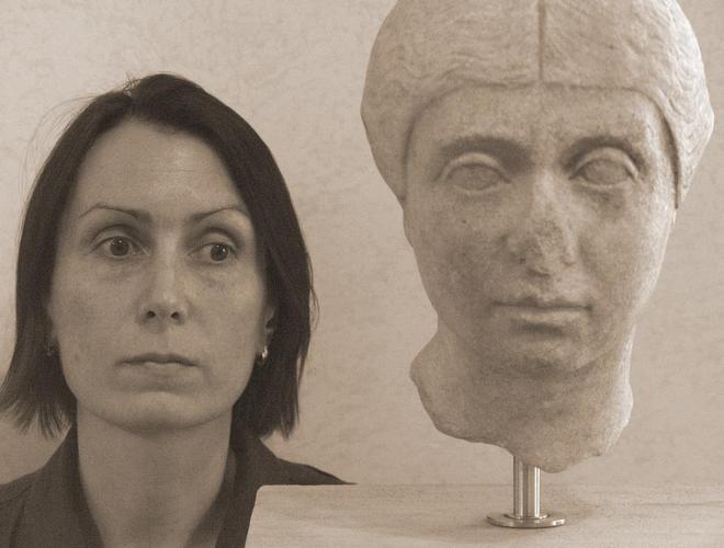 Світлана Карунська: Чому скульптура?