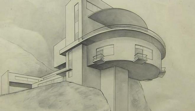 Архитектура как психика
