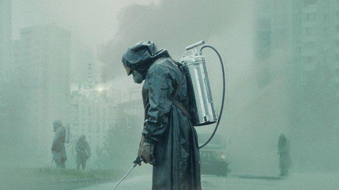 Чернобыль: реконструкция