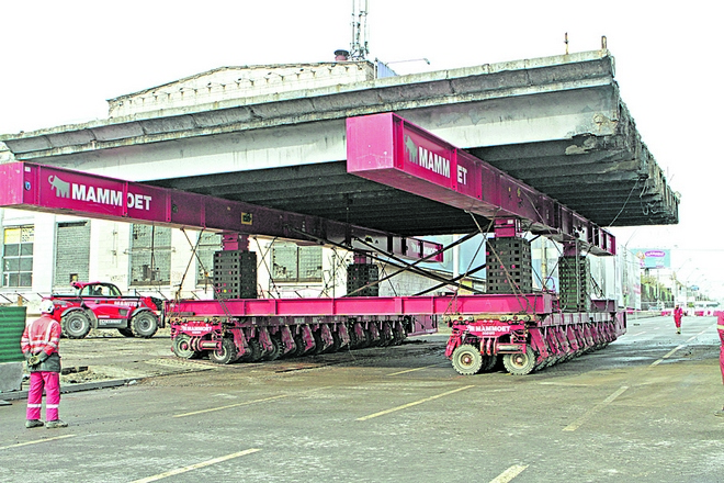 Шулявский мост: был да весь вышел