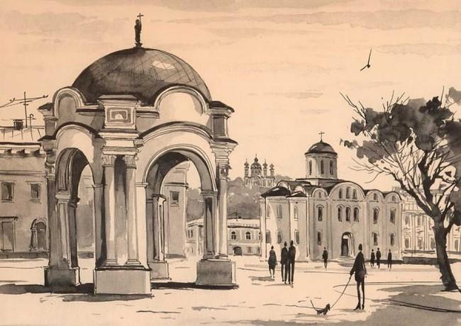 Місце в місті: фонтан «Самсон»