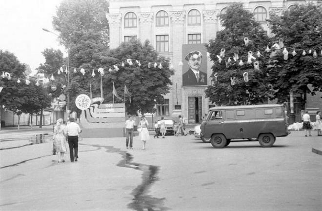 День Киева: как это было в 1982-м