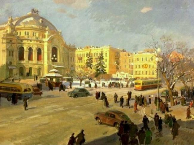 Місце в місті: Київська опера