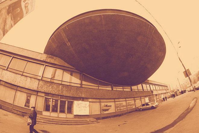 Місце в місті: «тарілка» на Либідській