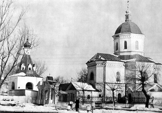 Місце в місті: Іллінська церква