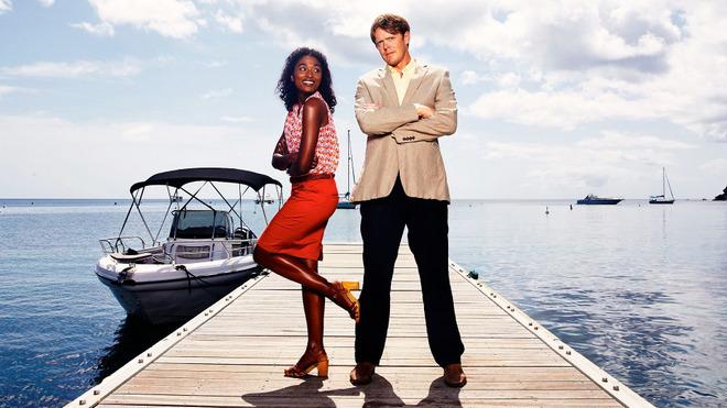 Карибский рай для английских детективов