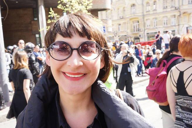Елена Живкова: Музейная авантюра