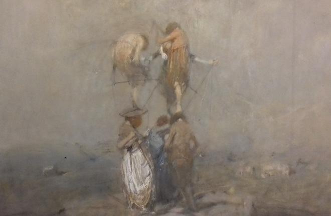 Сновидіння із шапіто та янголами